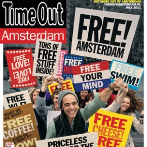 Free Amsterdam (Cover)