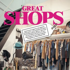 Great Shops
