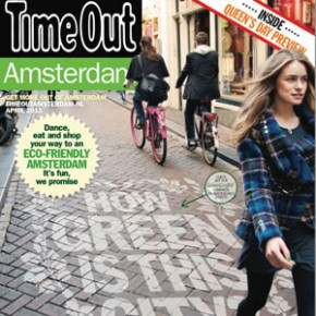 How Green is Amsterdam (Cover)