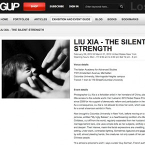 Liu Xia: The Silent Strength