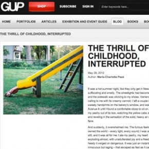 The Thrill of Childhood, Interrupted
